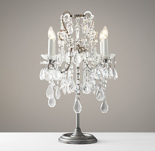 Amazing Chandelier Table Lamp Best 25 Chandelier Table Lamp Ideas On Pinterest Grey Table
