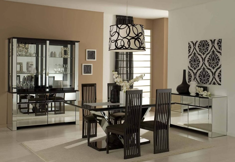 Amazing Contemporary Dining Room Design Dining Room Dining Room Tables Contemporary Design Contemporary
