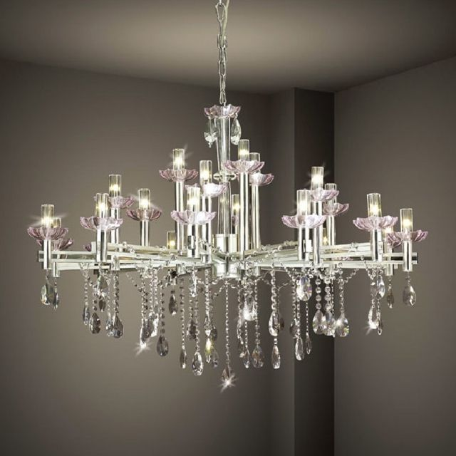 Amazing Crystal Chandelier Contemporary Design Chandelier Amusing Contemporary Crystal Chandelier Contemporary