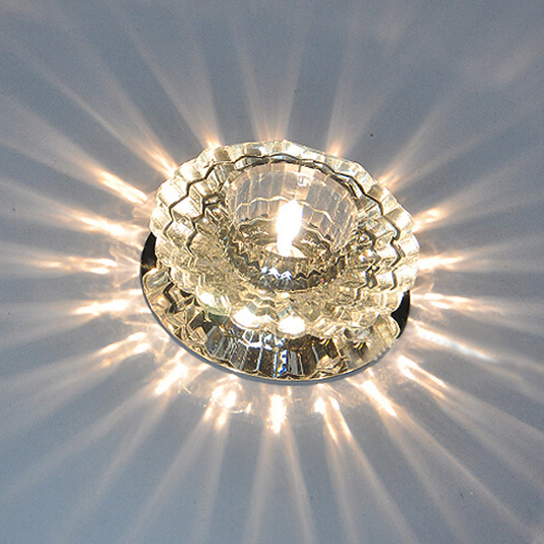 Amazing Fancy Light Fixtures 5w Modern High Power Fancy Crystal Led Ceiling Lamp Fixture Light