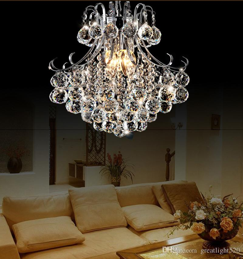 Amazing Hanging Chandelier Lamp Luxury Crystal Chandelier Lamp Indoor Pendant Light Ceiling For