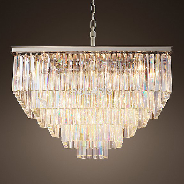 Amazing Hanging Lamps For Ceiling Free Shipping Luxury Country Vintage Rh Square Chandelier Crystal
