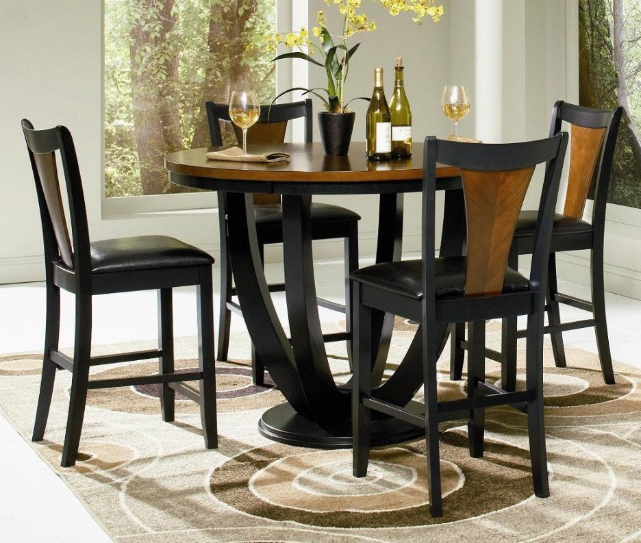 Amazing High Top Dining Room Chairs Dining Room Wonderful Counter Height Dining Table Leather Chairs