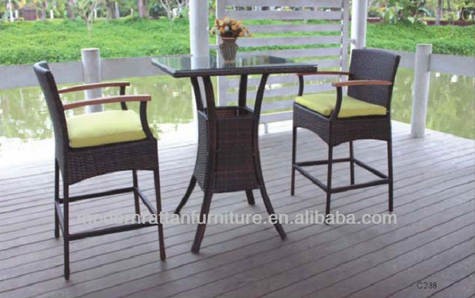 Amazing High Top Patio Furniture High Top Patio Bistro Table Gccourt House