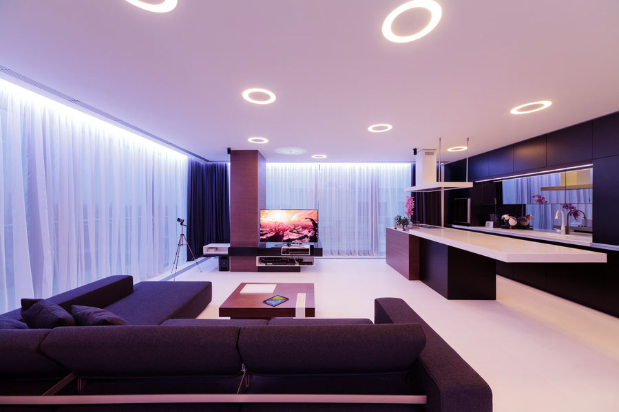 Amazing Home Lighting Ideas Ceiling Decorations Contemporary Apartment Decoration Ideas With Unique