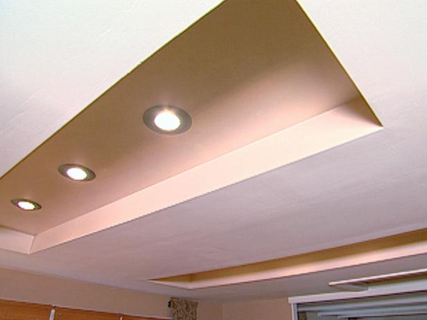 Amazing Inside Ceiling Lights Recessed Ceiling Box Lighting Hgtv