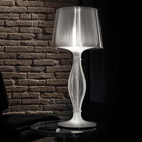 Amazing Italian Designer Lighting Liza Contemporary Table Lamp Italian Designer Lighting Brand Slamp