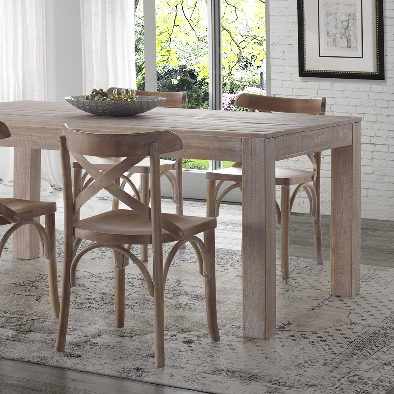 Amazing Kitchen Dining Furniture Rustic Farmhouse Tables Youll Love Wayfair