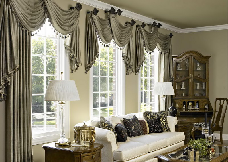 Amazing Living Room Curtain Ideas Download Curtain Ideas For Living Room Gen4congress