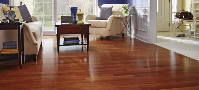 Amazing Lowes Hardwood Flooring How To Install A Solid Hardwood Floor