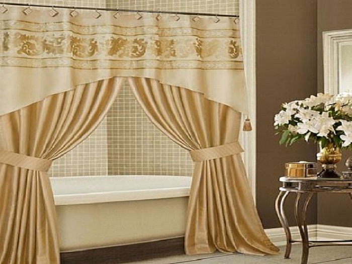 Amazing Luxury Bathroom Curtains Luxury Design Bathroom Shower Curtain Ideas Purple Shower Curtain