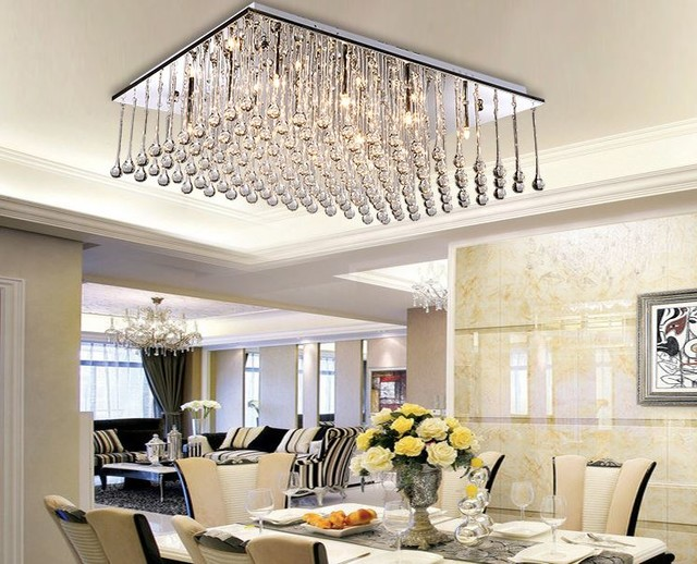 Amazing Luxury Ceiling Lights Lifeplus Modern Luxury Chandelier With 12 Led Lights In Crystal