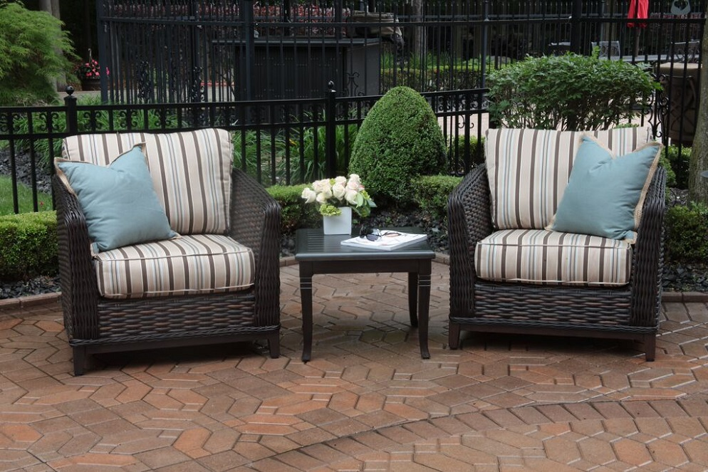 Amazing Luxury Patio Furniture Cassini Collection All Weather Wicker Luxury Patio Furniture 2