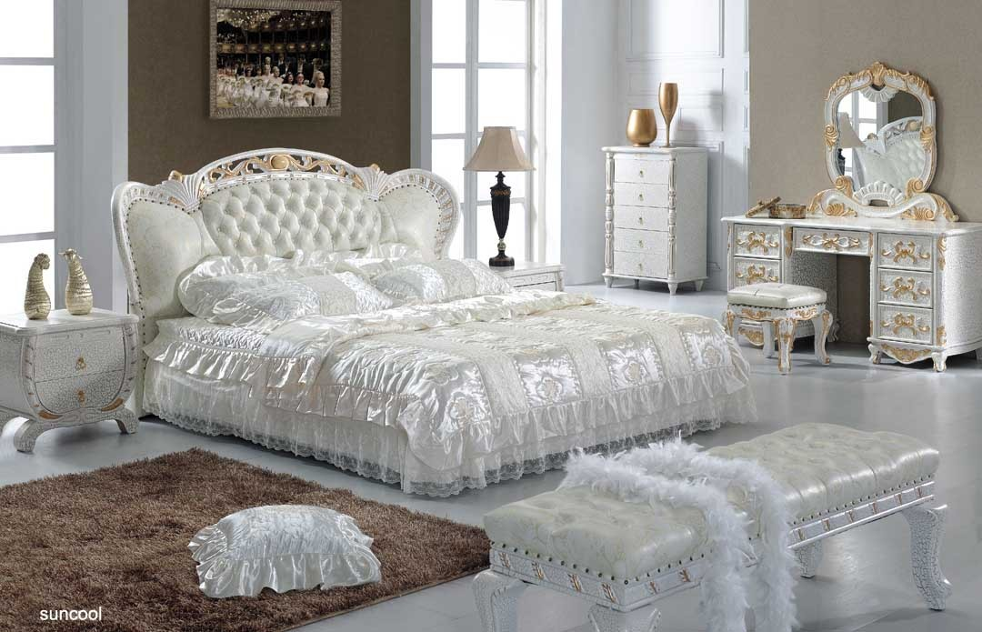 Amazing Luxury Queen Size Bed Classic Golden Queen Size Leather Bed Frame Sydney Warehouse
