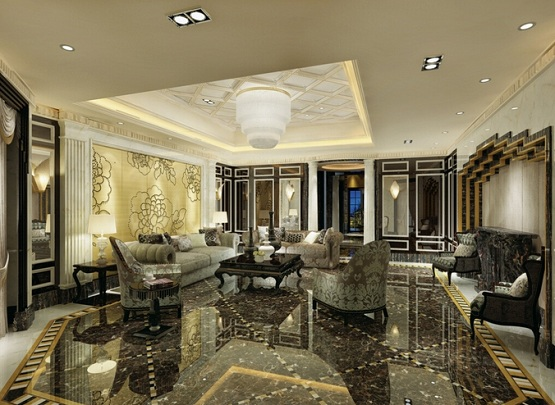 Amazing Luxury Wall Decor Ideas Marble Flooring Designs For Living Room With Luxury Wall Decor