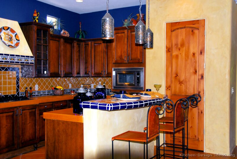 Amazing Mexican Kitchen Design Mexican Kitchen Design Pictures And Decorating Ideas