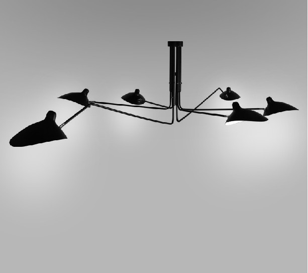 Amazing Modern Black Light Fixtures Creative Black New Modern Design Chandelier Lighting Suspension
