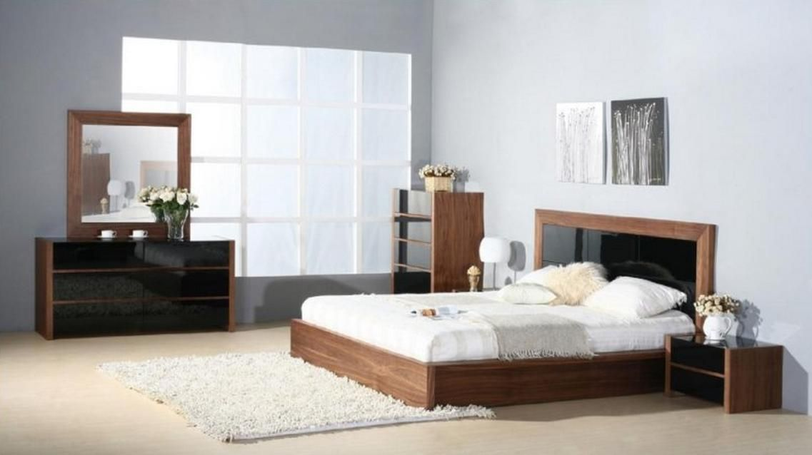 Amazing Modern Master Bedroom Furniture Sets Impressive Modern Master Bedroom Set Bedroom The Modern Master