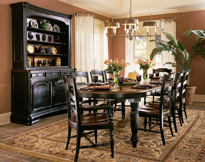Amazing of Black And Brown Dining Room Sets Black And Brown Dining Room Sets 17605