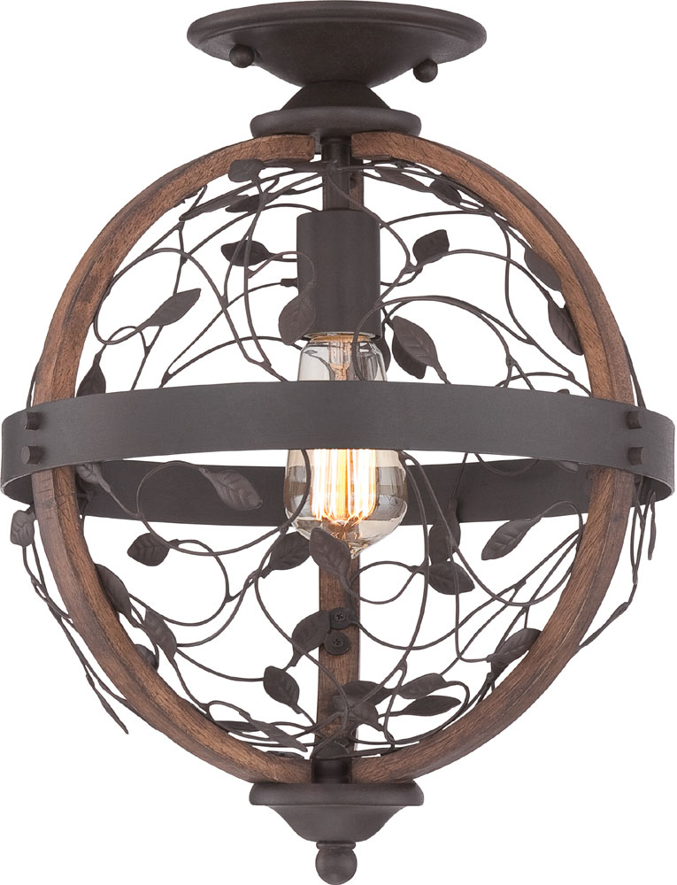 Amazing of Bronze Ceiling Light Quoizel Chb1612dk Chamber Vintage Darkest Bronze Ceiling Light