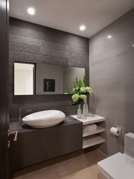 Amazing of Contemporary Bathroom Decor Best 25 Modern Bathroom Decor Ideas On Pinterest Powder Room