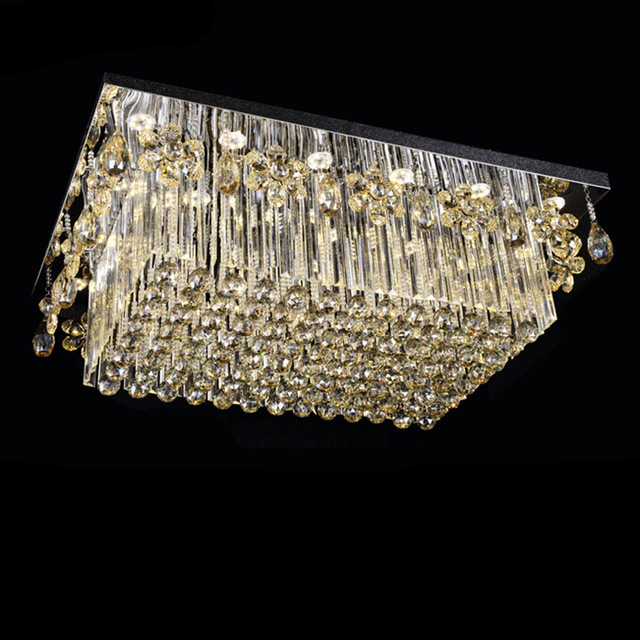 Amazing of Crystal Chandelier Modern Design Free Shipping Wholesales Large Square Crystal Chandelier Modern