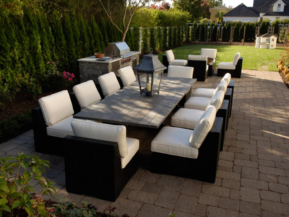 Elegant High End Outdoor Dining Furniture Appealing High End Patio