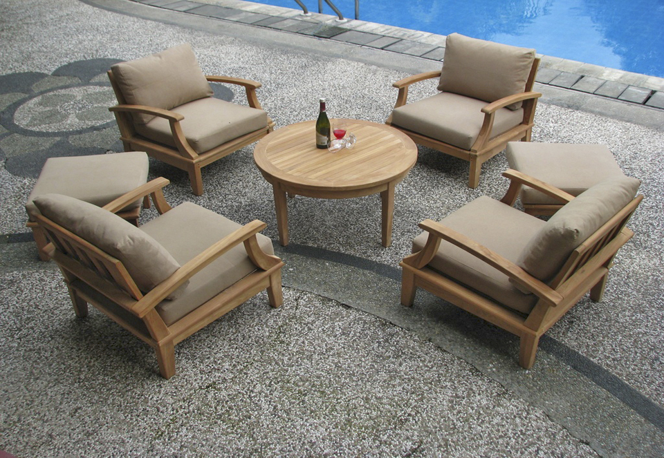 Amazing of High End Teak Furniture Amazing Of High End Teak Furniture High End Wicker Patio Furniture