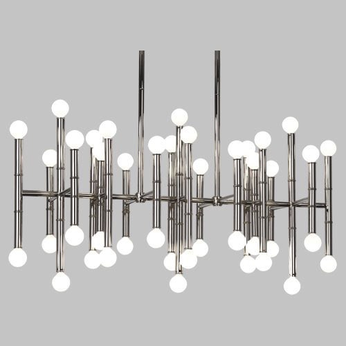 Amazing of Jonathan Adler Chandelier Robert Abbey Lighting S687 Jonathan Adler Meurice Chandelier
