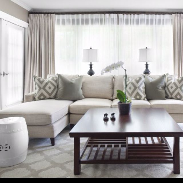 Amazing of Living Room Curtain Ideas Best 25 Living Room Curtains Ideas On Pinterest Curtains