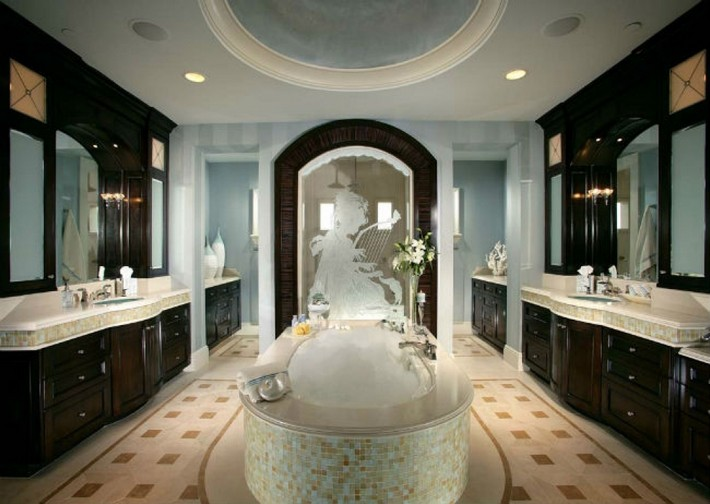 Amazing of Luxury Bath Ideas Bathroom Luxury Bathroom Ides Remarkable On Inside Bathrooms Ideas
