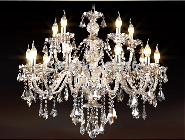 Amazing of Luxury Crystal Chandeliers New Luxury Chandeliers K9 Crystal Chandelier Lighting Hotle Hall