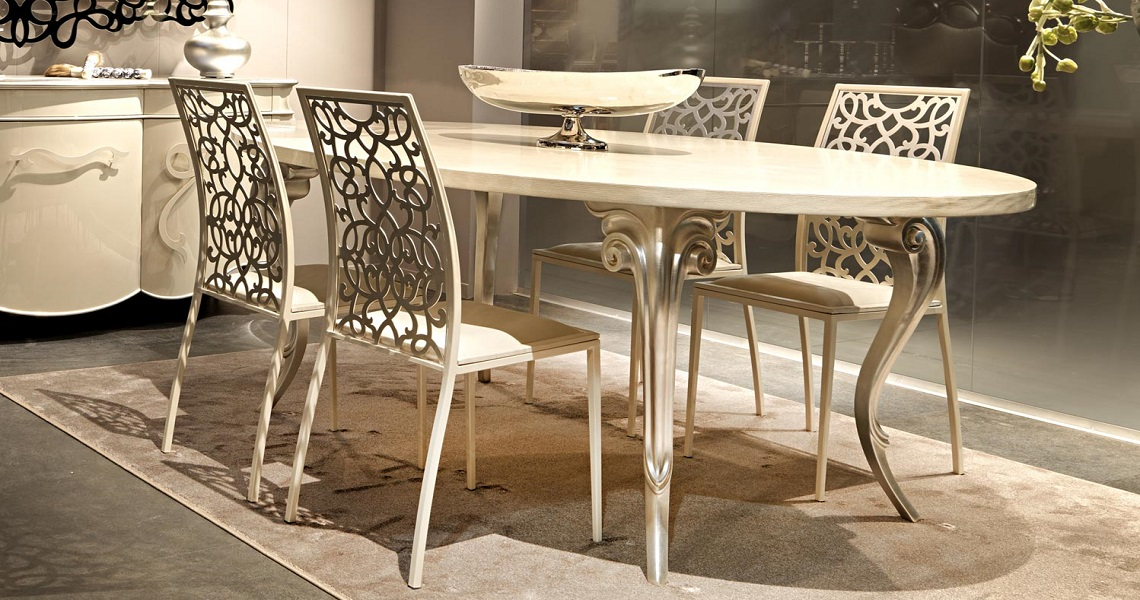Amazing of Luxury Kitchen Chairs Exclusive Luxury Kitchen Furniture In Cyprus Dining Tables