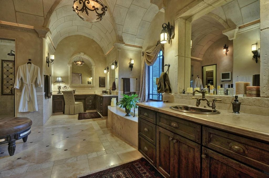 Amazing of Luxury Master Bathroom 34 Large Luxury Master Bathrooms That Cost A Fortune In 2018