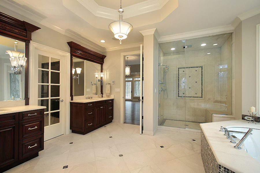 Amazing of Luxury Master Bathroom Ideas Master Bath In Luxury Home Home Decor