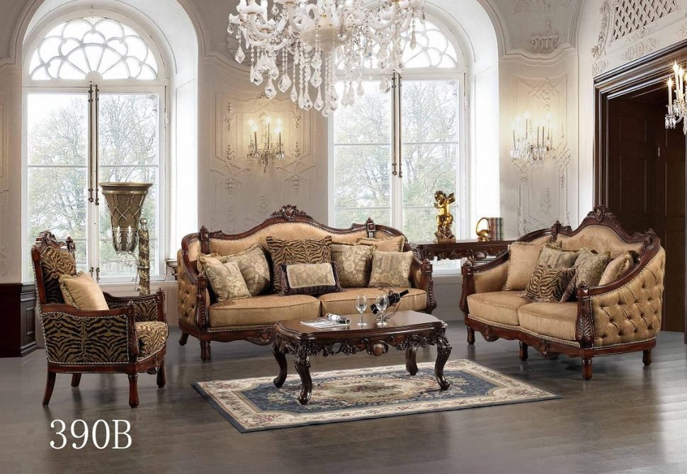 Amazing of Luxury Traditional Living Room Furniture Furniture Elegant Formal Luxury Sofa Set Traditional Living Room