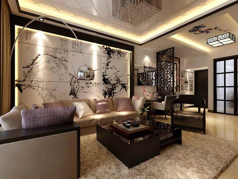 Amazing of Luxury Wall Decor Ideas Decorating Ideas For Living Room Walls Simple Decor Large Wall