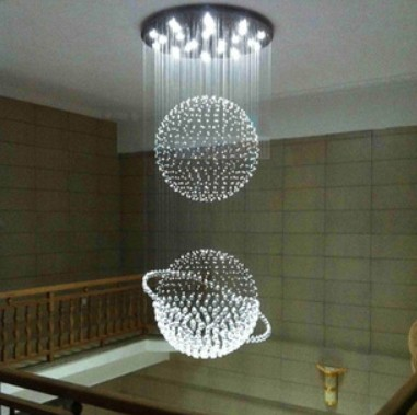 Amazing of Modern Ball Chandelier Best Modern Large Chandeliers Modern Crystal Large Chandelier