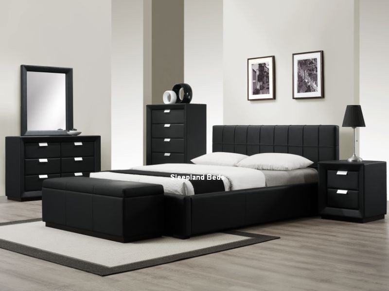 Amazing of Modern Bedroom Furniture Black Modern Black Bedroom Furniture