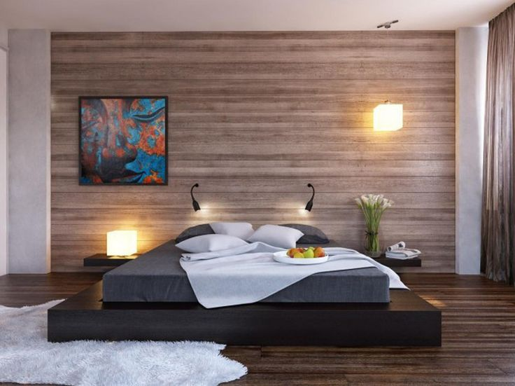 Amazing of Modern Bedroom Ideas For Couples Modern Romantic Couple Bedroom Design With Wooden Wall And Floor