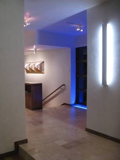 Amazing of Modern Hallway Lighting Dynamic Lighting Modern Hall Denver 186 Lighting Design