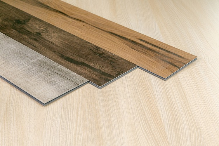 Amazing of Pvc Flooring Planks Recycled Water Proof Rubber Flooring Unilin Click System Vinyl Pvc