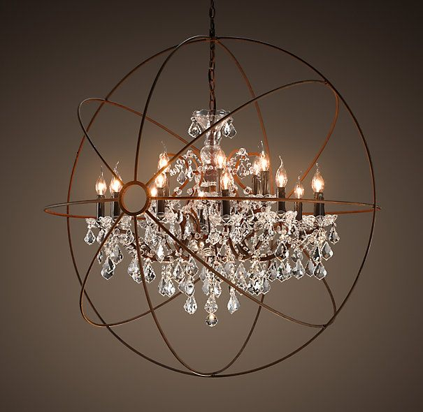 Amazing Orb Light Chandelier Wonderful Orb Light Chandelier 17 Best Ideas About Orb Light On