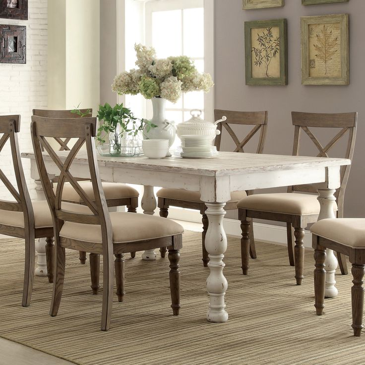 Amazing White Dining Room Table Set Best 25 White Dining Table Set Ideas On Pinterest White Kitchen