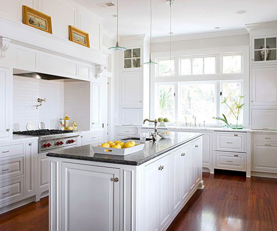 Amazing White Kitchen Designs White Kitchen Design Ideas To Inspire You 33 Examples