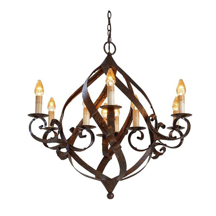 Amazing Wrought Iron Chandeliers Best 25 Wrought Iron Chandeliers Ideas On Pinterest Wrought