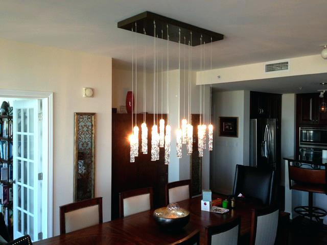 Attractive Contemporary Chandeliers For Dining Room Contemporary Chandeliers Dining Room Eimatco Within Contemporary