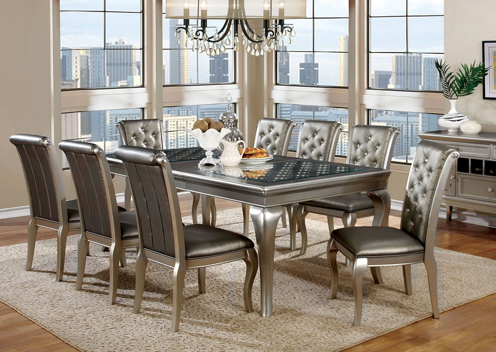 Attractive Contemporary Dining Room Sets Modern Dining Room Furniture Set