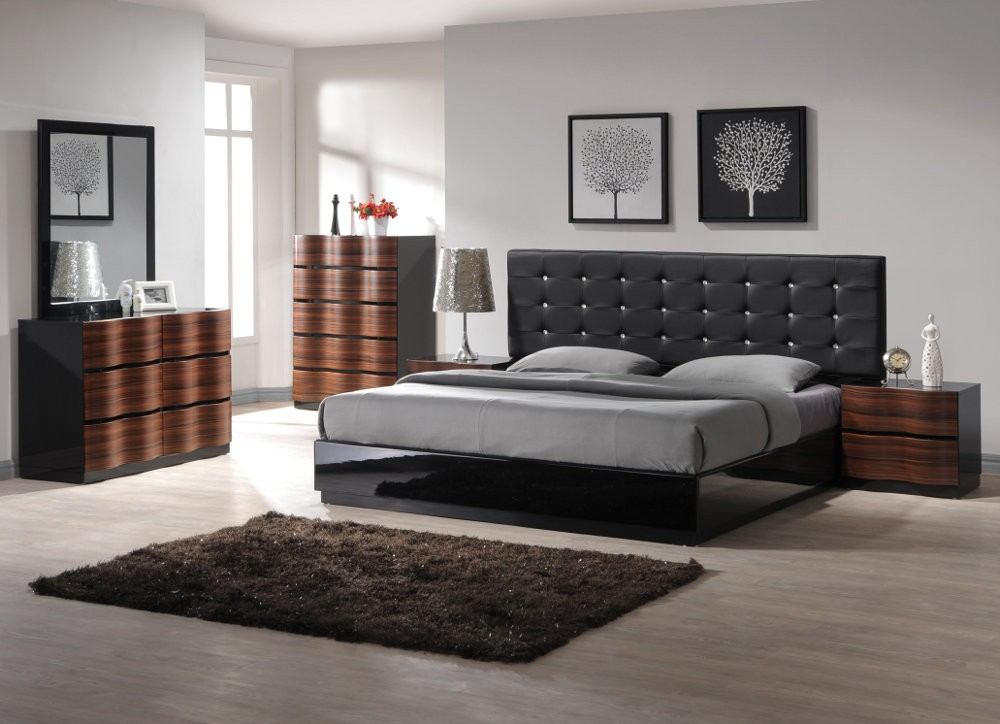 Attractive Contemporary King Bedroom Sets Best Contemporary King Bedroom Sets Modern Contemporary King