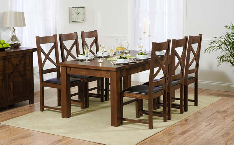 Attractive Dark Wood Dining Room Table And Chairs Dining Room Fabulous Dark Wood Dining Room Chairs Seat Height